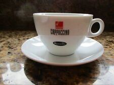 New BREVILLE White China Cappuccino Cup & Saucer