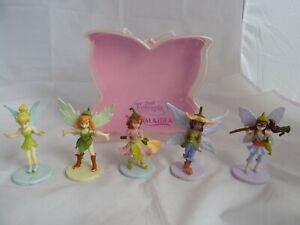 Disney Bundle of Fairies Tinkerbell Standing Figures