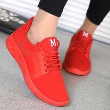 Women Breathable Sneaker Casual Tennis Walking Trainning Sport Shoes Lightweight