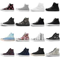 Converse Chuck Taylor All Star Hi Women Girls Shoes Trainers Sneaker Pick 1