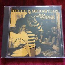 BELLE & SEBASTIAN - DEAR CATASTROPHE WAITRESS CD (2003) I'm A Cuckoo