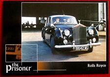 THE PRISONER, VOLUME 2 - Card #36 - Rolls Royce - Factory Ent. 2010