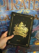 Livre Book Pirates Des Caraibes Disneyland Paris Francais/English Tout Neuf