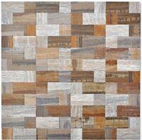Fliesenspiegel braun Holzoptik Küchenrückwand selbstklebend 200-2322 10Matten
