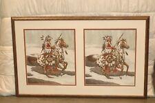Bev Doolittle Guardian Spirits Framed signed/numbered limited edition art print