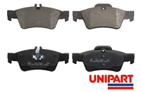 For Mercedes-Benz - S-Class 1998-2013 Rear Brake Pads Set Top Quality Unipart