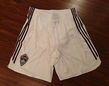 Colorado Rapids Authentic Shorts Adidas Men's XL New With Tags