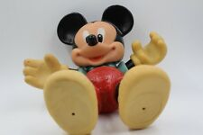 DISNEY MICKEY MOUSE NIÑO / BEBE ANTIGUO 22 cm ANTIGUO BUEN ESTADO