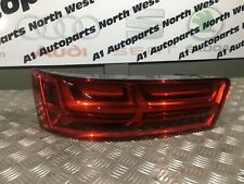 Audi Q7 4M 15-18 S-Line RHD Genuine Rear Left NSR Tailgate Light LED Dynamic