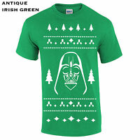 358 Vader Christmas Sweater Mens T-Shirt funny xmas gift ugly sweater present