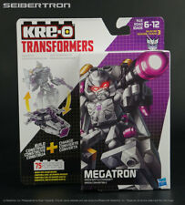 Battle Changers Megatron Transformers G1 Kre-o Kreon New