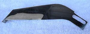 THUNDERBIRD PANEL CHROME TRIM BELT CAP DRIVER DOOR LEFT SIDE 1964-1966 FORD OEM