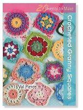 Twenty to Make - Crocheted Granny Squares