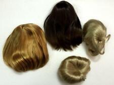 """18""""Girl Doll Wig Chrissa Nellie Wig Bob Twin Wigs 18"""" doll wig BIN"""