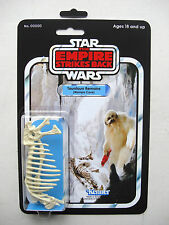 Vintage STAR WARS 'Tauntaun Remains' NOVELTY CUSTOM on ESB style MOC