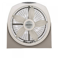 """OSCILLATING FLOOR FAN 20"""" Remote Wall Mount 3-Speed Portable High Velocity Timer"""
