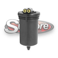 1995-96 Lincoln Continental Horizontal 2-Outlet Air Suspension Compressor Dryer