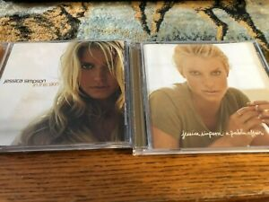 3 CD lot -  Jessica Simpson (In this Skin, Sweet Kisses and A Public Affair)