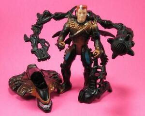 Aliens Space Marine Atax! 1992 With Alien Disguise Gear