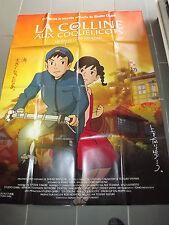 affiche cinema - LA COLLINE AU COQUELICOTS-  156 X 115  n°7