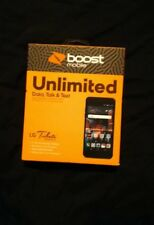 """Brand New Boost Mobile LG Tribute Dynasty SP200 4G LTE 5"""" Andriod 7.1 16GB 8MP"""