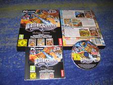 """RollerCoaster Tycoon 3 Deluxe Edition u. Erweiterungen Soaked"""" und Wild in BOX"""