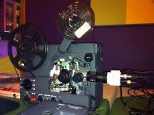 TELECINEMA PROFESSIONALE KIT ACQUISIZIONE Pellicole 8/Super8 sonoro