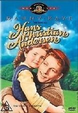 Danny Kaye Hans Christian Andersen Region 4 DVD in Very Good Condition