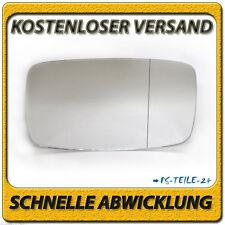 spiegelglas für PORSCHE 944 82-91 rechts asphärisch beifahrerseite außenspiegel