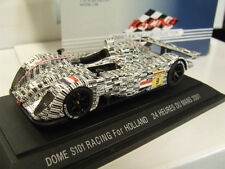 Ebbro 1/43 Scale Diecast - 211 Dome S101 2001 le Mans Racing for Holland
