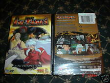 "INUYASHA ""A HALF-DEMON'S TEARS"" (DVD VOL 36 5TH SEASON"