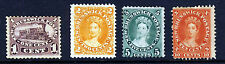 NEW BRUNSWICK CANADA Queen Victoria 1860-63 1c. to 10c. SG 7 to SG 17 MINT