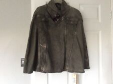 DIESEL Industry Fedusa Overcoat/ Cape Style Top New with Tags  UK S RRP £110