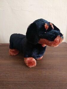 """Ganz Webkins 12"""" Plush DASCHUND  Collectible Toy Gift"""