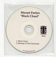 (IW708) Mozart Parties, Black Cloud - DJ CD