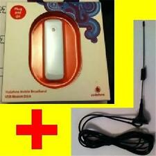 New+unlocked 14,4 Mbps ZTE 3G USB Mobile Broadband Dongle / MODEM + Antenna / Antenna