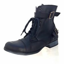 Women's DV By Dolce Vita 1355 Dark Brown Leather Fashion Ankle Boots Size 10 M