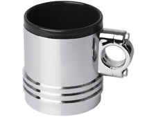 Wrenchware Car Engine Piston Chrome Effect Mug / Cup