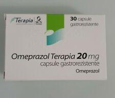 OMEPRAZOL CAPSULES 20mg OMEPRAZOL TERAPIA CAPSULE GASTROREZISTENTE