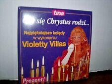 GDY SIĘ CHRYSTUS RODZI - VIOLETTA VILLAS KOLĘDY, POLISH CAROLS, POLISH CD ______