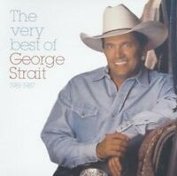George Strait - The Very Best of George Strait, 1981-87 (NEW CD)