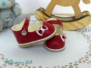 Doll shoes Paola Reina Handmade Natural Leather
