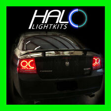 2006-2008 DODGE CHARGER CCFL TAIL LIGHT HALO RING KIT BY ORACLE LIGHTING