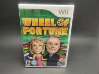 Wheel of Fortune Game New & Sealed! Nintendo Wii