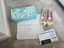 Melissa x Vivienne Westwood melissa Heart  Flat White balerina shoes 37