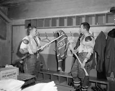 Doug Harvey, Jean Guy Talbot Montreal Canadiens 8x10 Photo