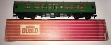 Hornby Dublo  2/3 Rail Southern Region Coach 4054-Preowned-Very Good-Boxed #2