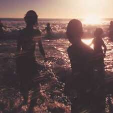CD de musique rock édition Linkin Park