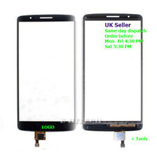 LG G3 D850 D855 Black Digitizer Touch Screen Lens Glass Pad Replacement + tools
