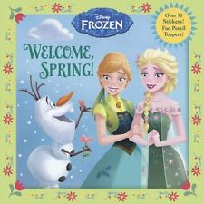 Welcome, Spring! (Frozen) by Andrea Posner-Sanchez (2016) Random Pictureback